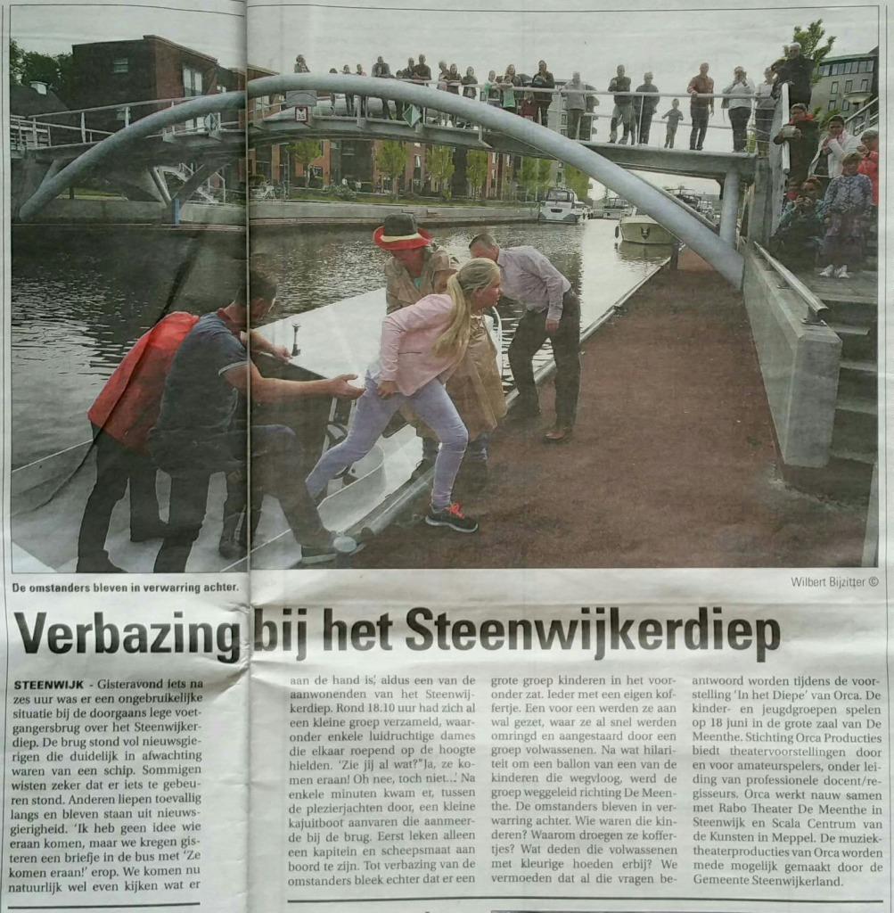 Steenwijker Courant